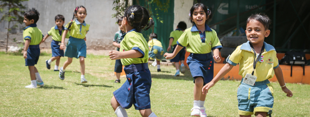 Holistic development makes The Nurtuary Preschool the favourite play school in panchkula
